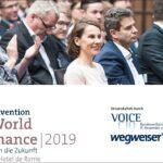 Digital World & Governance: Politik, Wirtschaft und Verwaltung diskutieren Digitalisierungskonzepte