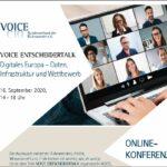 VOICE ENTSCHEIDERTALK liefert Antworten für  eine erfolgreiche digitale Zukunft Europas
